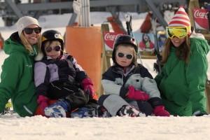 Childcare job ski